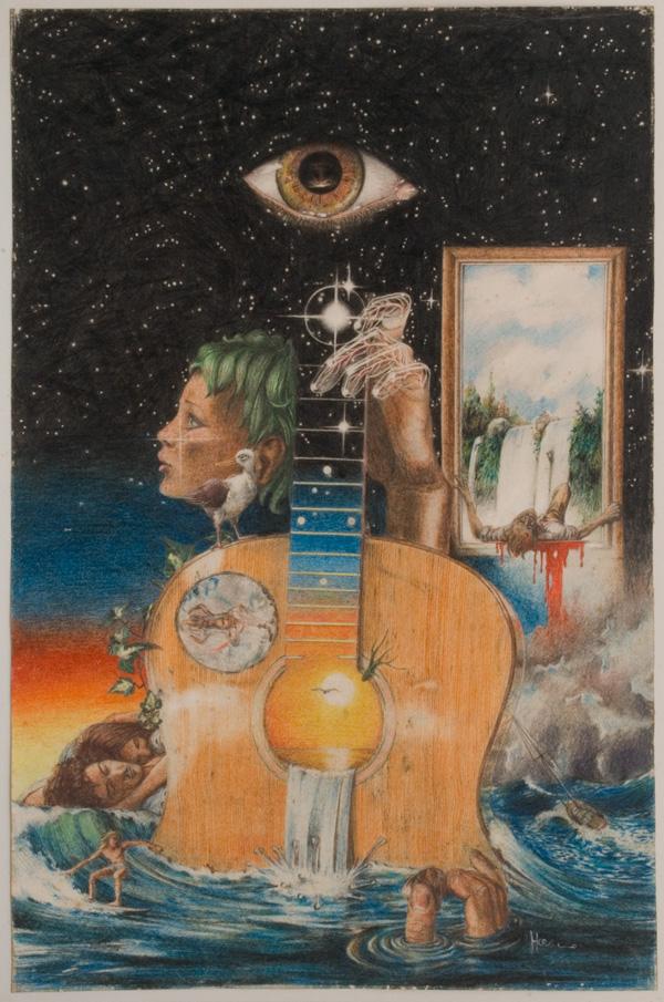 Horácio, Life Dynamics. Circa 1980